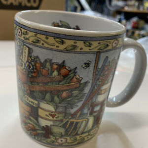 Lang and Wise Collector Mug - Welcome to My Garden #15 1998.
