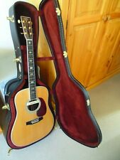 More details for martin d40 acoustic guitar 1999 with pick up