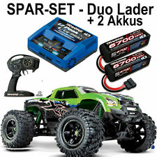 Traxxas X-maxx senza Spazzole Monster Truck 8s VXL Special RTR Set