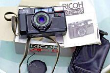 RICOH AF-5 -1000 Asa -Rikénon 38mm 1:2.8-Testé-avec notice- TBE-+ boite origine