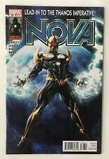 Marvel Nova #36 (2007) Comic Lead-In to Thanos Imperative