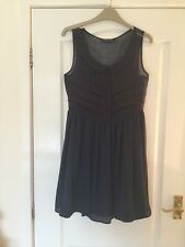 Atmosphere Size 10 Navy Blue Dress , Lined