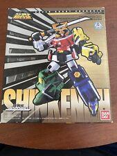 Bandai SRC Super Robot Chogokin Shinkenoh Samurai Sentai Shinkenger NEW