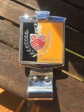 Glamorganshire Vintage Car Badge For Classic Vintage Car And Clip