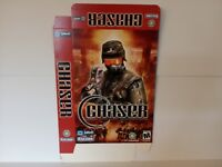 Chaser PC Game-Store Box Standing Advertisement Promotion RARE HTF NEW LB1
