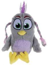 "Angry Birds Movie Soft Plush Toy 12"" Silver Bird Whitehouse Leisure"