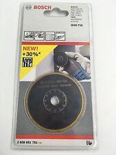 Bosch AOI65AB BIM-TiN Round Saw for Aluminium Fibreglass  2608661761