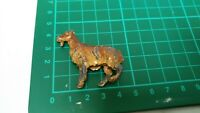 VINTAGE CHARBENS LEAD FARM HOLLOW CAST ANIMAL GOAT FIGURE TOY Metal Collectible