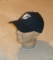 Tampa Bay Lightning Hockey Reebok NHL Black Unstructured Baseball Hat One Size