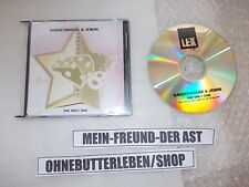 CD Pop Dangermouse & Jemini - The Only One (1 Song) Promo LEX REC