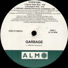 GARBAGE - Stupid Girl (Todd Terry Rmx) - 1996 Almo Sounds Usa - AMS12-88004