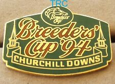 OFFICIAL 1994 BREEDERS CUP HORSE RACING LAPEL PIN FROM CHURCHILL DOWNS!
