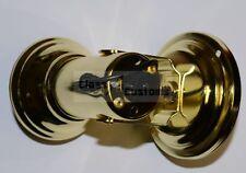 12V RV Interior reading wall light spotlight 4 PACK SWIVEL BRASS 129-3119-4PK