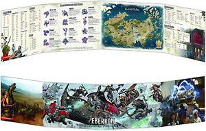 D&D DM Screen - Eberron   Dungeons & Dragons