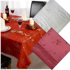 Weihnachts-Tischdecken aus Polyester-Mischung fürs Esszimmer
