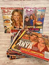 More details for buffy the vampire slayer magazine collectors collection memorabilia x 25