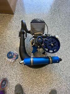 Simonini 140cc Paramotor Engine - Electric Start - New In box