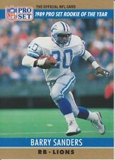 Barry Sanders Fans - Complete Your Set!!!