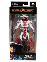 McFarlane Toys -  Mortal Kombat 11 - Raiden (Bloody White-Hot Fury) IN STOCK