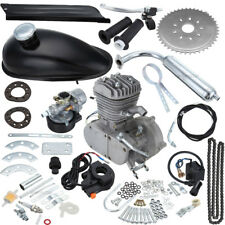 2 Stoke Cycle 49cc 50cc Engine Kit Motorized Bicycle Bike petrol Motor Scooter