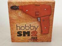 Piko Spielwaren Hobby SM2 12V Bohrmaschine / unbenutzt Ovp / Vintage / DDR GDR