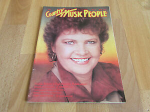 COUNTRY Music People Magazine May 1981 / 81 Billie Jo SPEARS Cover Vol 12 No 5