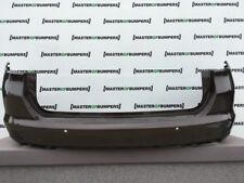 VAUXHALL ASTRA ESTATE ONLY 2015-2018 REAR BUMPER IN BROWN GENUIE [Q258]