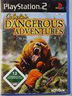 !!! PLAYSTATION PS2 SPIEL Cabela´s Dangerous Adventures, gebraucht aber GUT !!!