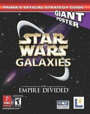 Star Wars Galaxies : An Empire Divided by Prima Temp Authors Staff (2003,...