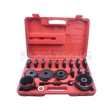 23Pc Front Car Wheel Bearing Removal/installation Tool Kit Garage/mechanic Set