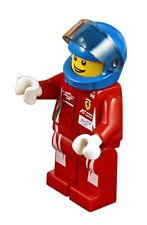 LEGO® - Minifigs - Speed Champions - sc066 - Ferrari 488 GTE Rennfahrer (75889)