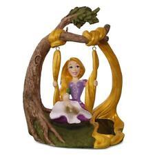 Hallmark 2017 Keepsake Disney Tangled Rapunzel In the Swing Solar Ornament NIB