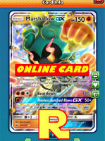 Marshadow GX - Regular Art - for Pokemon TCG Online (DIGITAL ptcgo in Game Card)