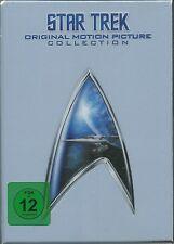 Star Trek Original Motion Picture Collection 1-6 (7 DVDs) Deutsche Ausgabe