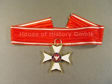 Polen: Orden Polonia Restituta 1944, Komturkreuz mit Halsband, nach 1945, 88004