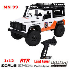 MN-99 2.4G 1/12 Scale 4WD Crawler RC Car RTR Off-road Vehicle