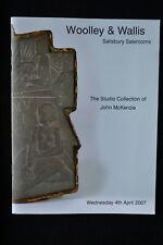 THE STUDIO OF JOHN MCKENZIE WOOLLEY & WALLIS BRONZE SCUPLTURE POLYCHROMES