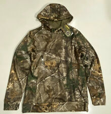UNDER ARMOUR MEN'S MED COLDGEAR STORM1 CAMO HOODIE NWT
