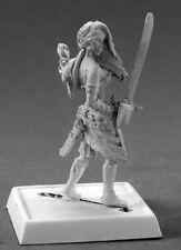 ISABELLA LOCKE - PATHFINDER REAPER miniature rpg jdr metal pirate rogue  60134