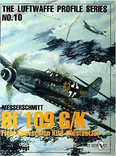 Luftwaffe Profile Series No.10: Bf 109 G/K Field Conversion Kits