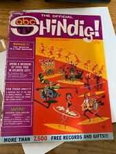 Rare The Official Shindig Magazine Abc Tv Number #1 Fbc-53