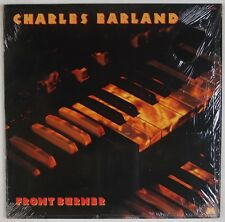 CHARLES EARLAND: Front Burner USA Milestone Jazz Soul Funk SHRINK LP NM Wax