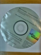 Microsoft Windows XP Professional SP2 Fujitsu Siemens CD ohne Key