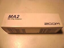 Zoom Ma-2 Adaptateur pied de Micro pour Enregistreur numerique