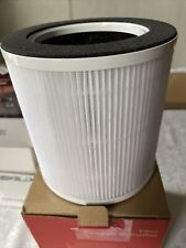 Vremi 1 Pack H13 Air Purifier Filter - True Hepa and Activated Carbon Filters C