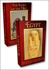 Egypt - 500 public domain pictures on DVD plus FREE Banks of the Nile DVD!