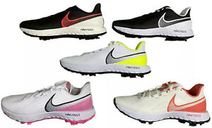 Nike Golf React Infinity Pro Mens Golfing Shoes Cleats - PICK SIZE