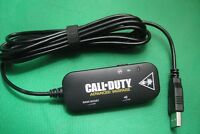 Turtle Beach Ear Force Task Headset CALL DUTY ADVANCED WARFARE PS4 Gaming Cable