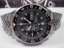 SEIKO SCUBA DIVERS SKX007 AUTO MENS WATCH 7S26-0020 'BLACK PRODIVER' (SN 880288)