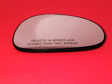 Fits 94-04 Mustang Right Pass Mirror Glass w/Rear Backing Plate OE Snap in Place